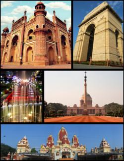 New Delhi Images
